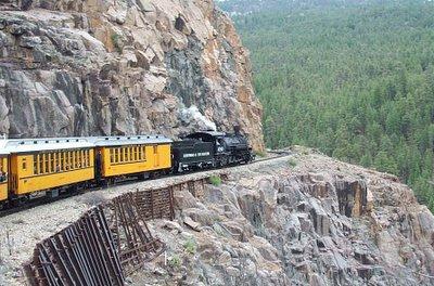 Tren Durango-Silverton