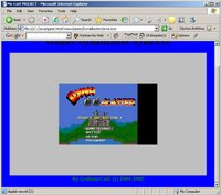 Dyna Blaster VGA in a Java Applet!
