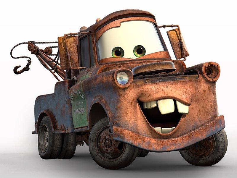 Sermo rusticus cars motori ruggenti - Cars et les tracteurs ...