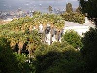 Panoramica di Algeri dalla Scuola di Belle Arti