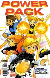 Power Pack Vol. 3 #1