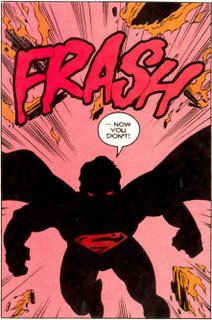 Isn't he supposed to be bald? Oh wait, wrong Superboy...