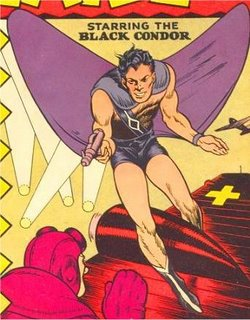 Maybe he should be the Pink Condor.