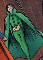 Um...the Green Hoodie?