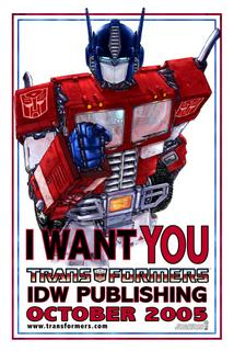IDW Transformers
