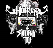 avalon saturdays with the hacker and smash tv