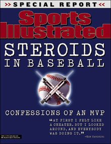 thesis statement for steroids in baseball