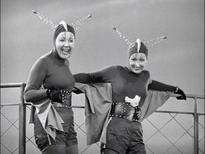 Lucille Ball vivian vance friends