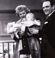 Lucille Ball with William Asher