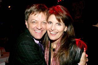 Jim Caruso and Lucie Arnaz
