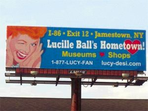 Lucy Billboard