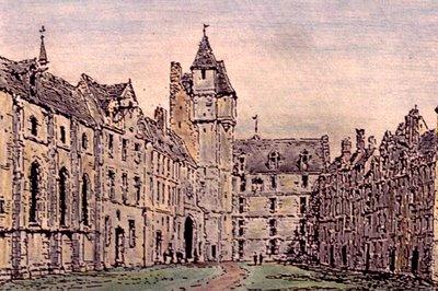 Colégio de Montaigu - Paris