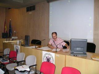 Juan Antonio Planas, Presidente de COPOE, presentó el III Encuentro Nacional de Orientadores