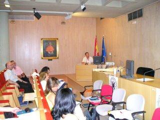 Jesús Alquézar, presidente de la APUOC presentó el I Encuentro Internacional Virtual de Orienación