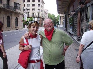 Juan Mª Arzak & yo