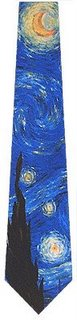 Starry Night Tie available at Tieguys.com