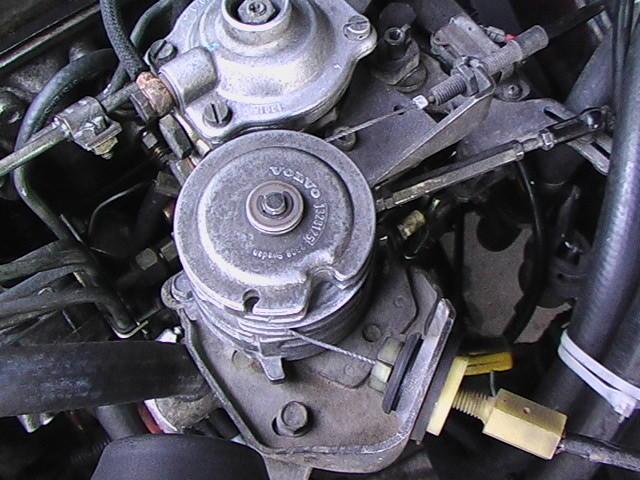 Volvo 240 D24 Wiring Diagram : Volvo turbo diesel