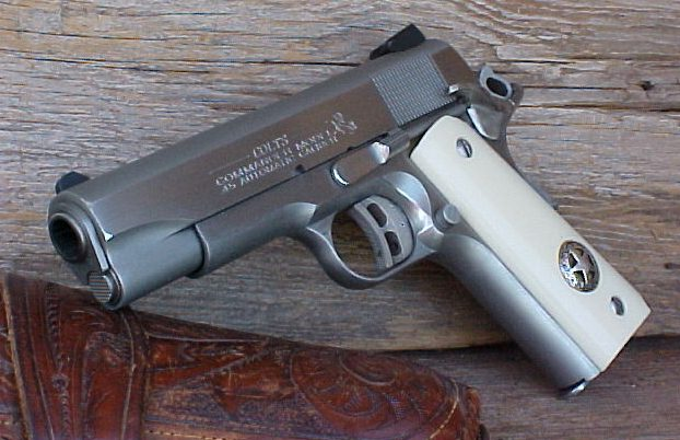 Xavier Thoughts: Checking a used 1911 with a purchase in mind