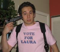 Vote for Laura