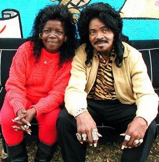 Ernie and Antoinette