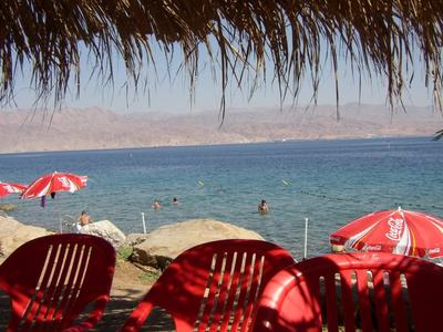 Migdal Or beach, Eilat