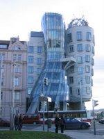 Drunken building