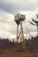 Fly high camper