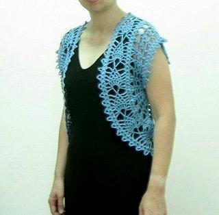 afghans for Afghans - Free Knitted Vest Pattern for Afghan