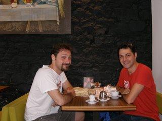 Prima colazione a Trieste