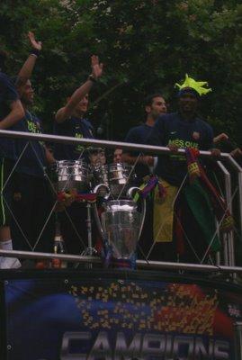 Ronaldinho y Co.