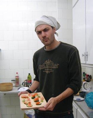 Alexandre Albore itamae