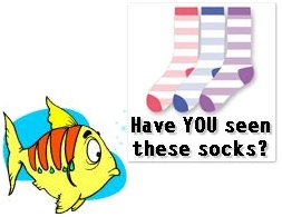 Unraveling the missing sock and funny tasting fish mysteries