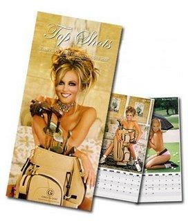 2007 australian golfers calendar