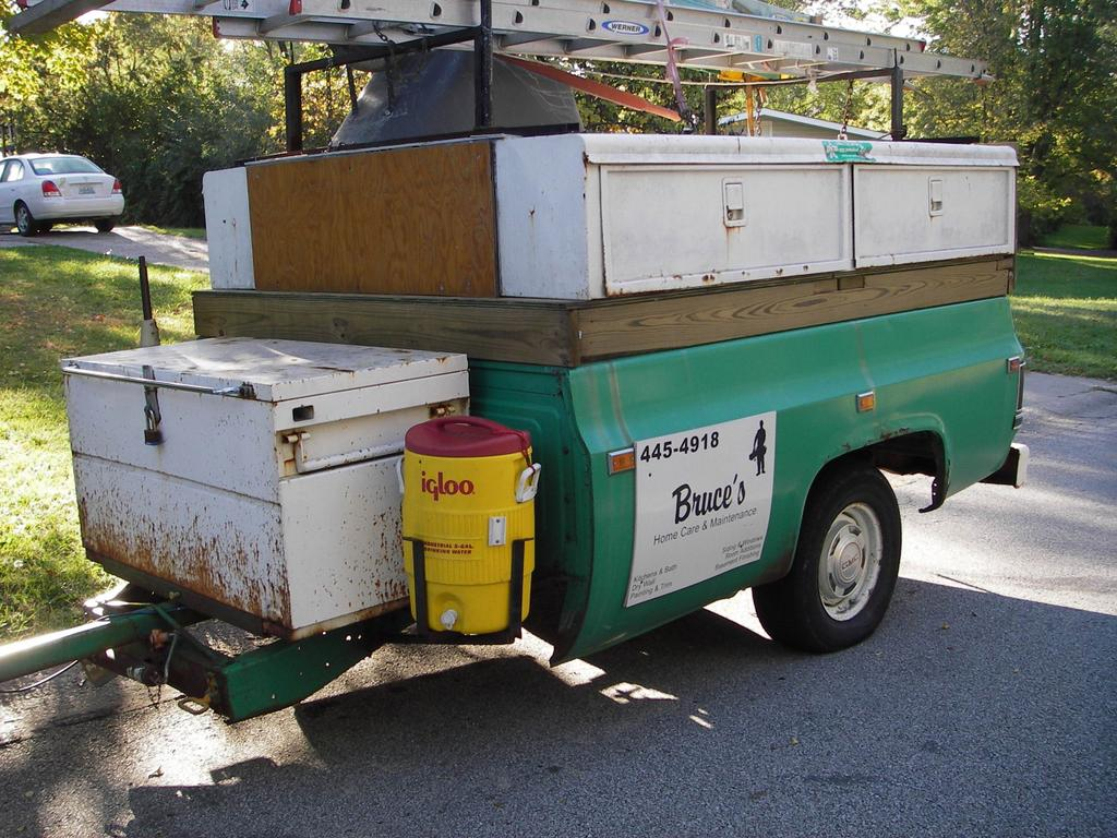 Potato Truck Bed For Sale