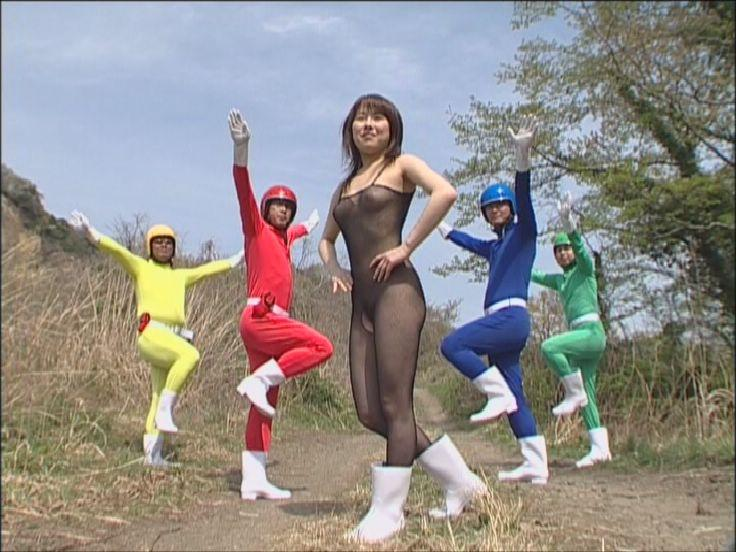 Japan Power Rangers Porn 41