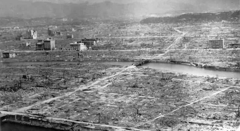 a historical narrative of the use of the atomic bomb on the japanese islands Panelists debate whether the use of the atomic bomb was morally sound,  necessary to end the war, or the first shot of the cold war.