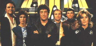 Blake's 7 first crew