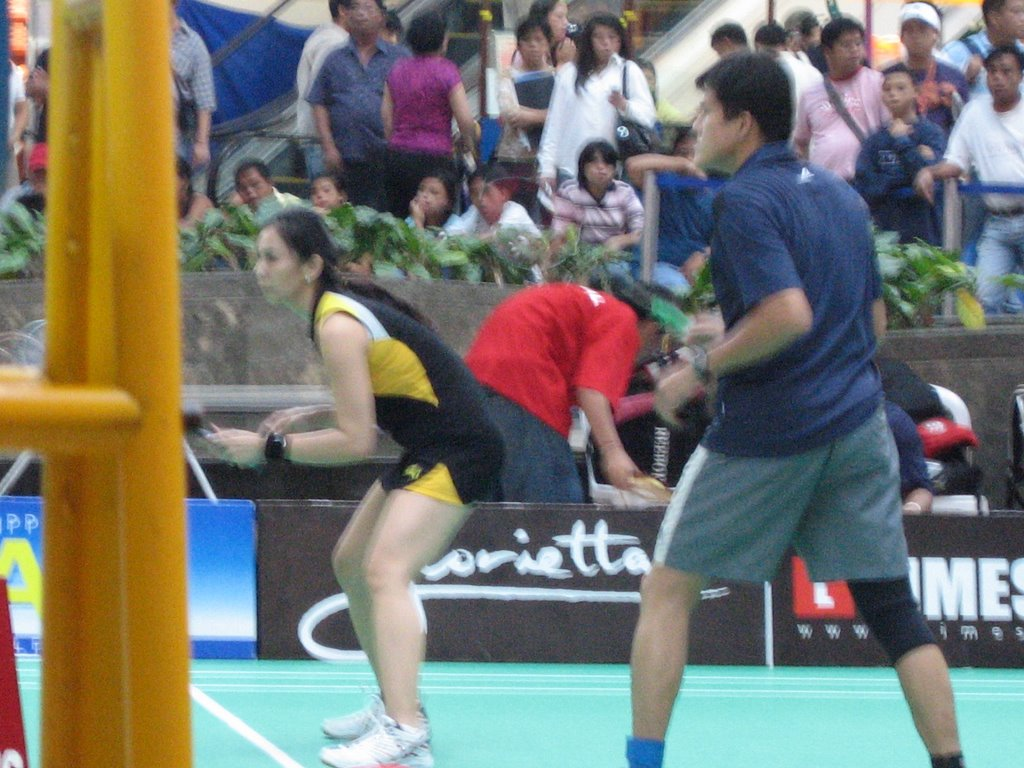 how to prepare for badminton tournament