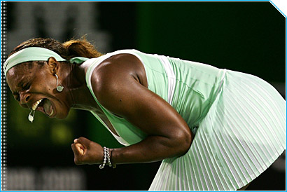 Venus Williams loses