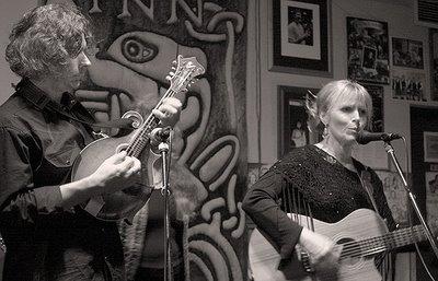 Lorina Harding & Nigel Gavin at the Celtic