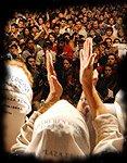 Acto 30 años del Golpe Genocida, Abuelas de Plaza de Mayo