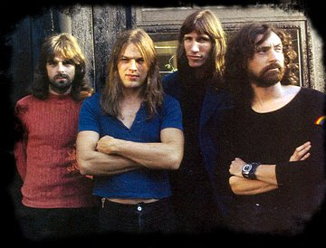Pink Floyd, foto grupal