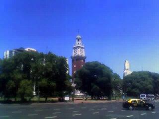 La torre de los Ingleses: El pequeño Big Ben