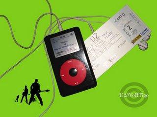 U2 Vertigo tur Argentina 2006