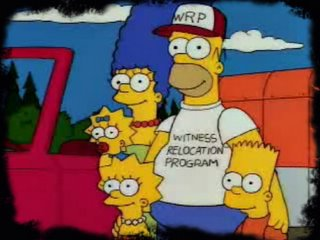 The Simpsons, Los Thompsons