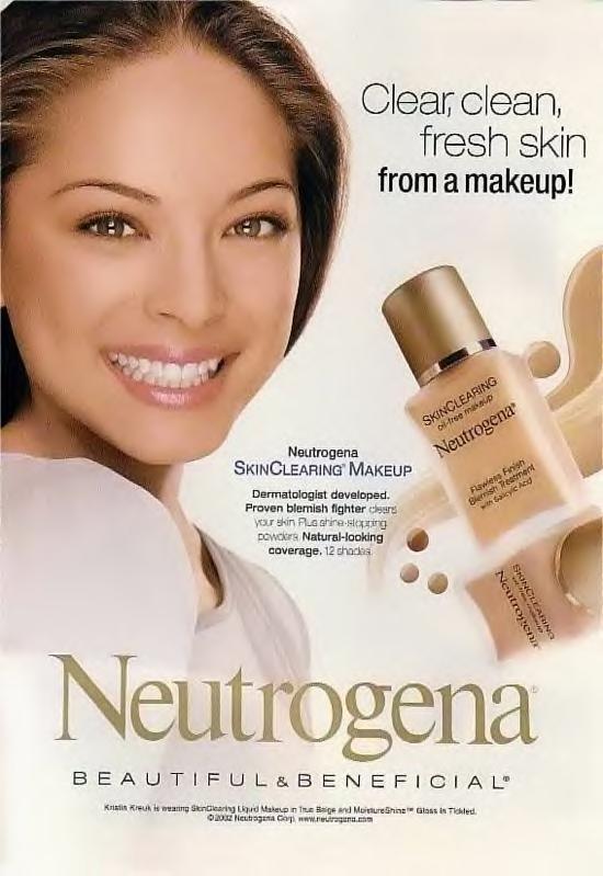 zaids weblogs neutrogena quotrecommended by dermatologistsquot