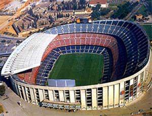 Fc Barcelona Fc Barcelona Stadium Camp Nou