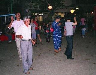 Bon Odori dance