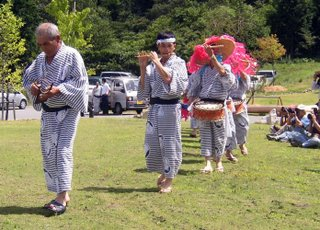 Mushiokuri Odori