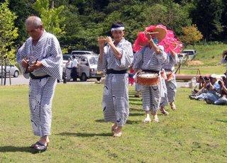 Mushiokuri Odori